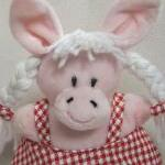 Plush 'polka The Piggy' So..